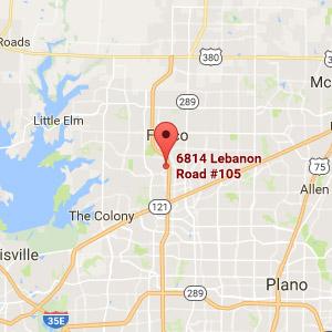 6814 Lebanon Rd Suite 105 Frisco, TX 75034